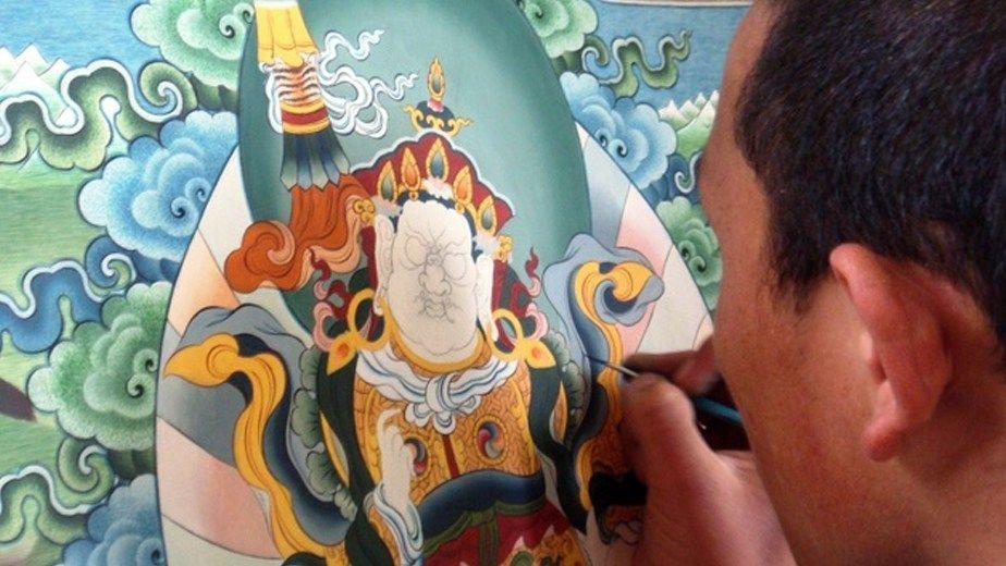 Ctas Thimphu Bhutan