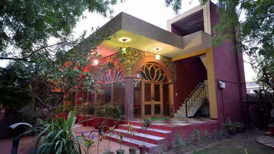 Mandore Guest House Rajasthan India