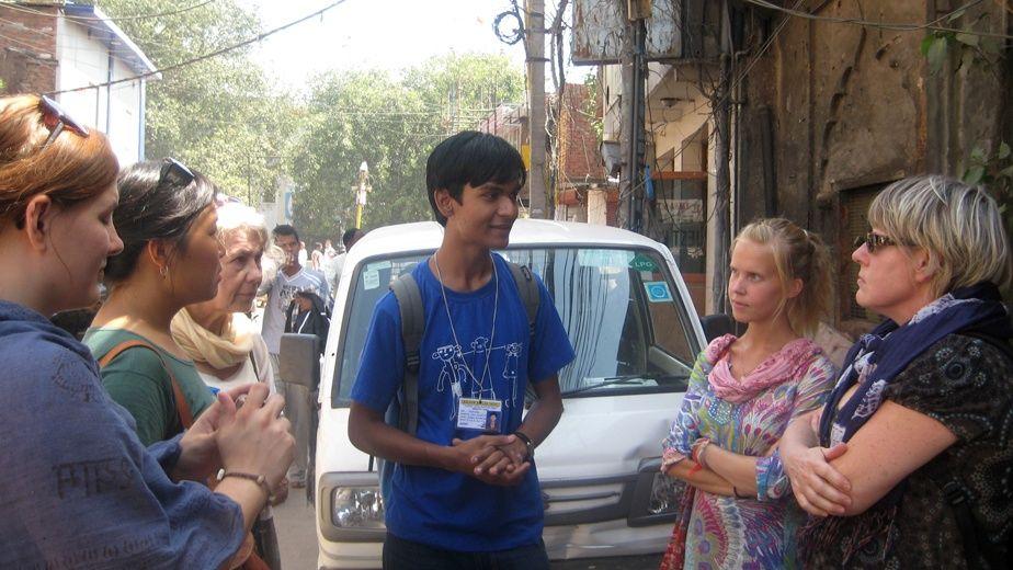 Salaam Balaak Trust Rajasthan India