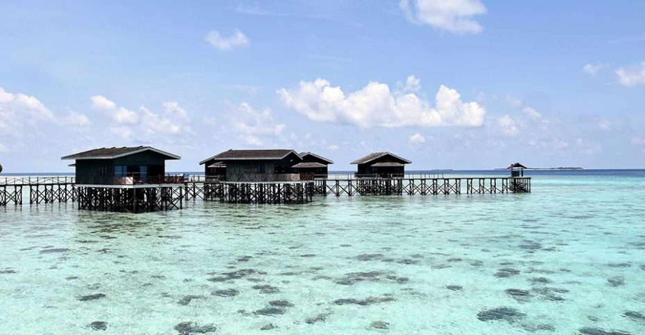 Pom Pom island