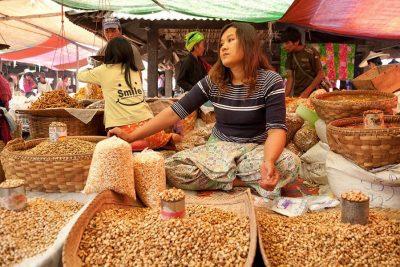 Birmania Cibo