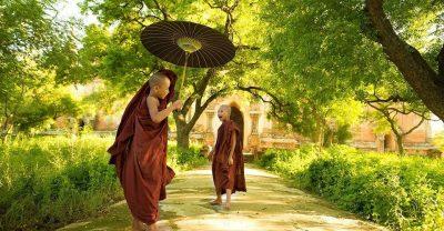 Birmania ritiro meditazione