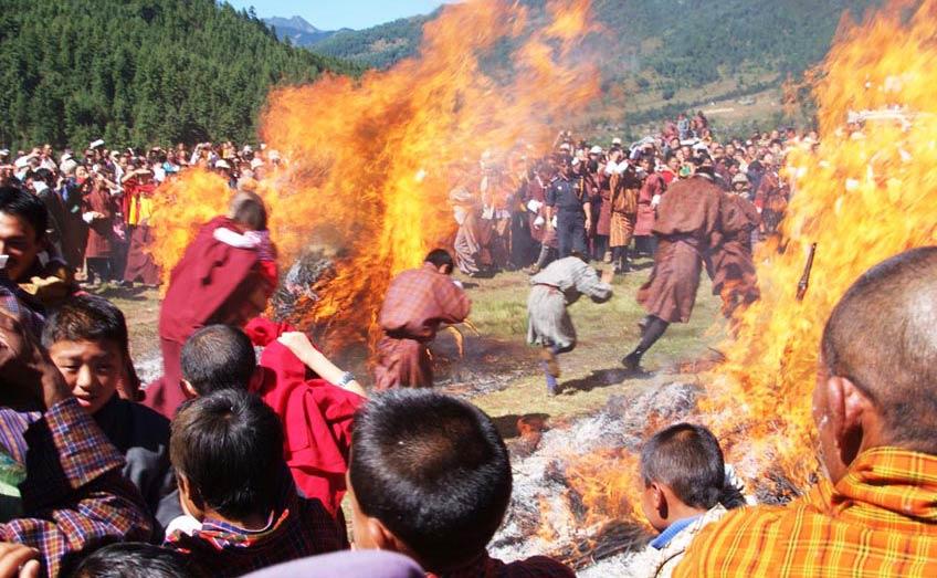 Nabji Lhakhang Drup