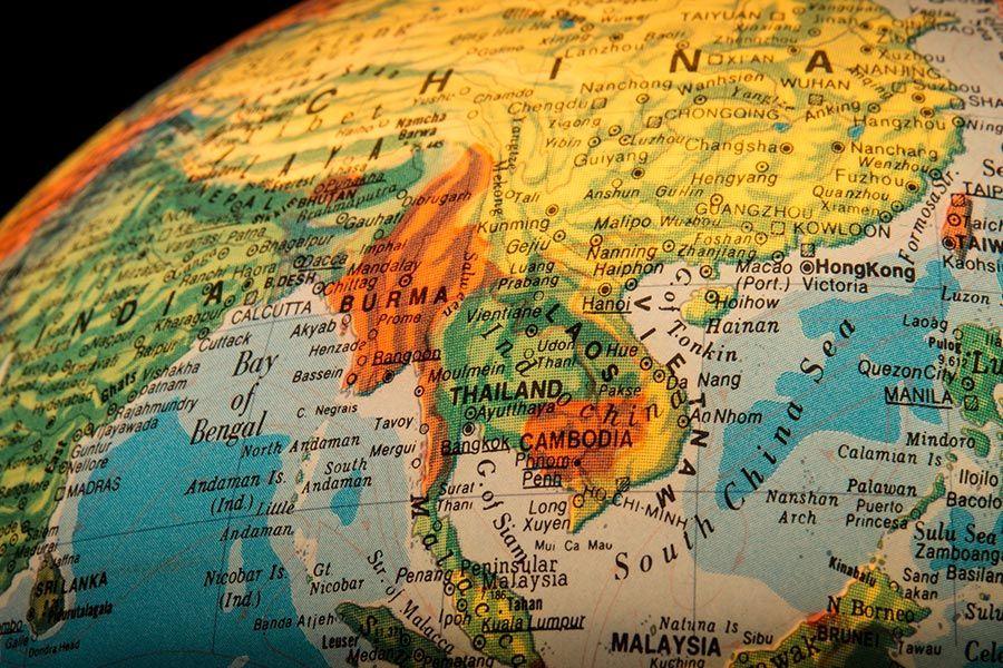 Asia dove andare in vacanza in base al clima for Dove andare in vacanza 2017