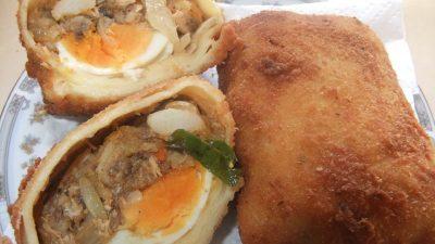 Egg roti