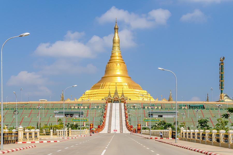 Naypyidaw uppatasanti pagoda