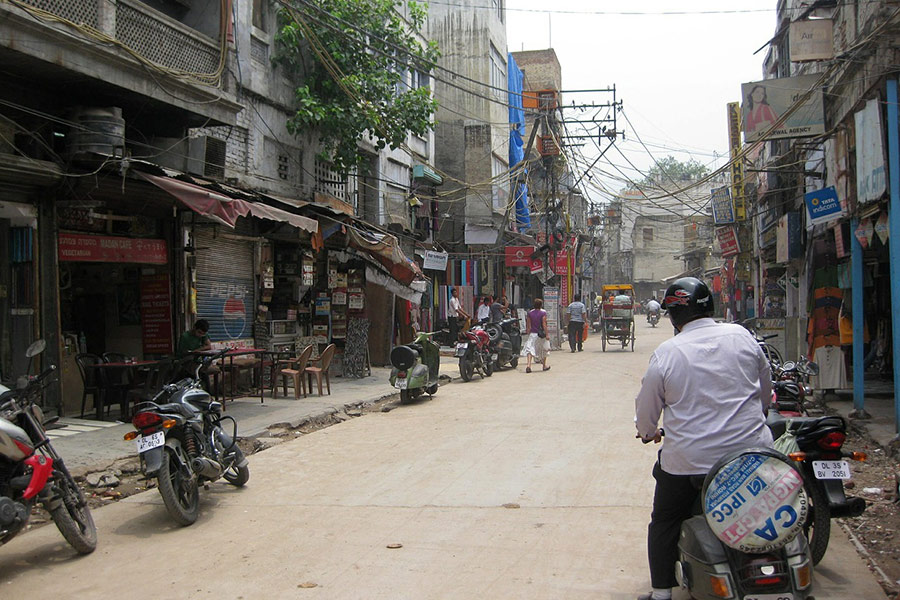 strade india