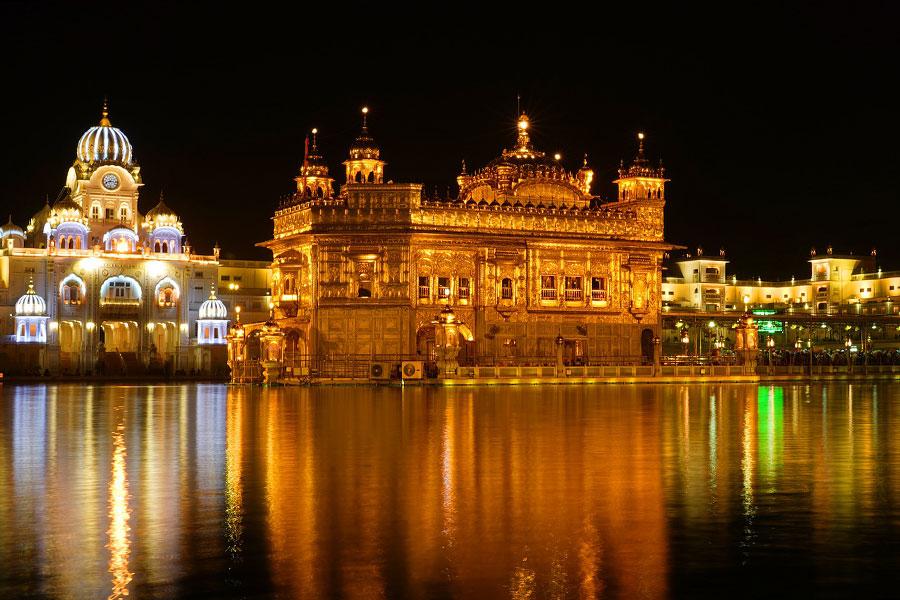 tempio d'oro amritsar